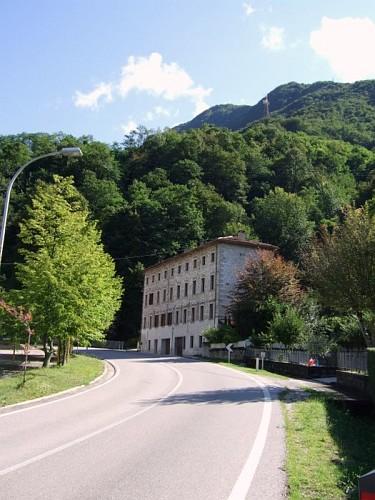 Στο δρόμο για Cortina