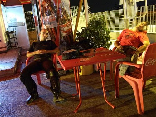 Σε κατάσταση αποσύνθεσης στο λιμάνι της Ηγουμενίτσας...